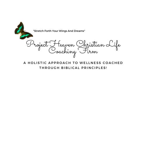 2021 Project Heaven Christian Life Coaching Firm logo final
